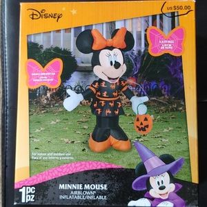 Minnie mouse inflatable